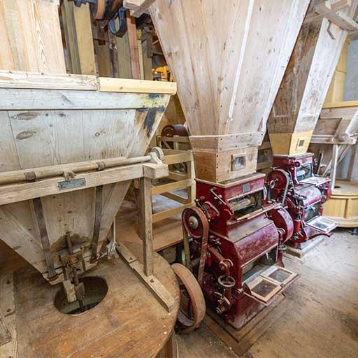 Zevlův mlýn - mlýnice